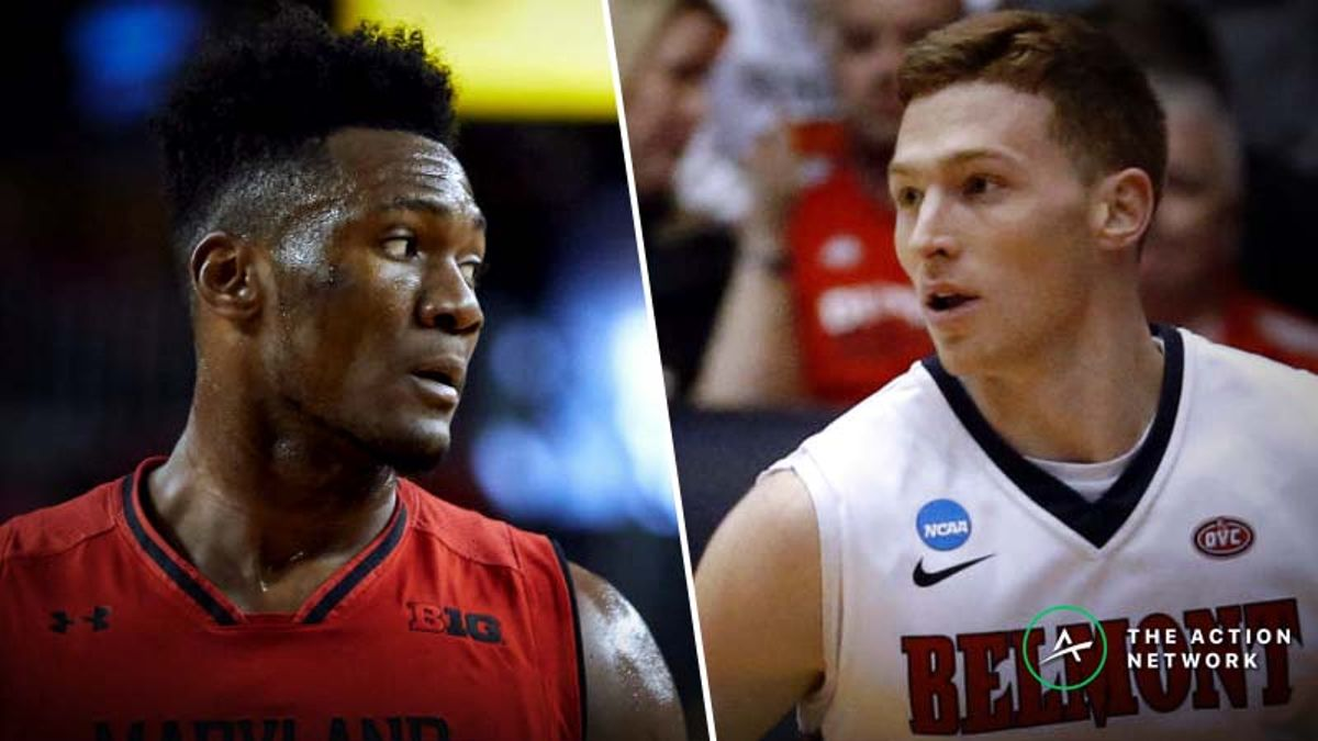 Maryland vs. Belmont Betting Guide: Can Bruins Start Real 2019 NCAA Tournament Run? article feature image
