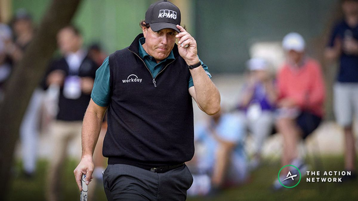 Phil Mickelson 2019 Masters Player Betting, Odds Preview: Can Lefty Win No. 4? article feature image