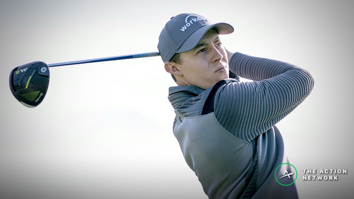 Matthew Fitzpatrick 2019 U.S. Open Betting Odds, Preview: Will His Putting Come Around? article feature image
