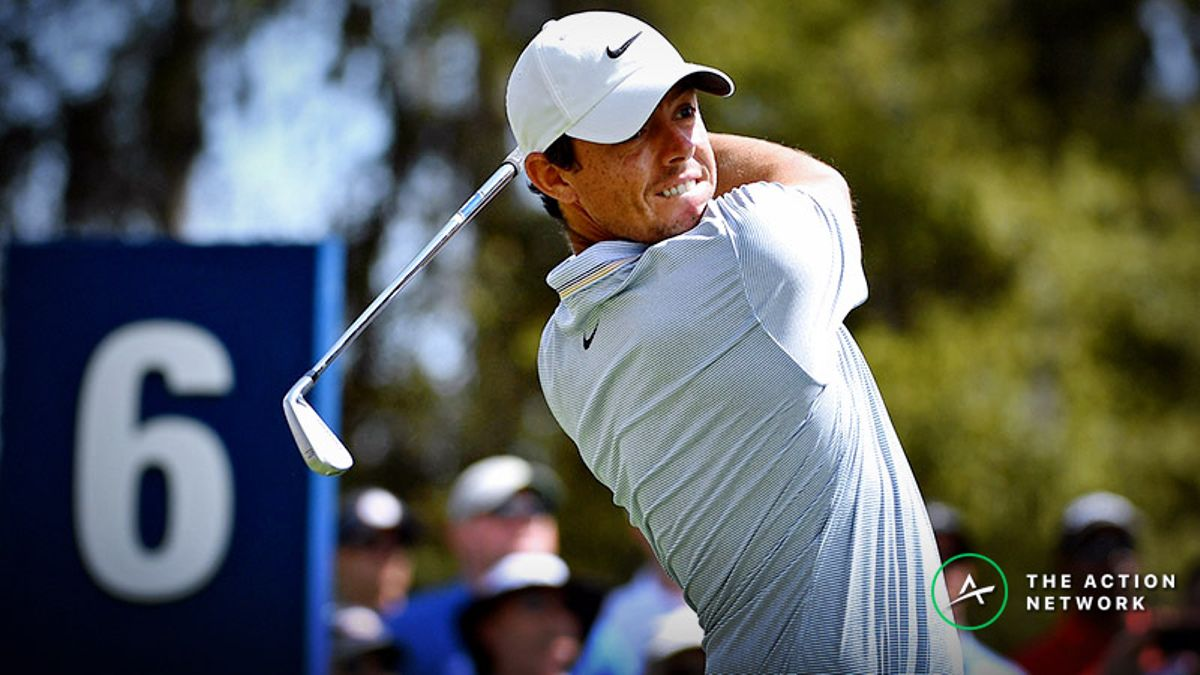 Rory McIlroy 2019 Masters Player Betting Odds, Preview: A Worthy Favorite article feature image