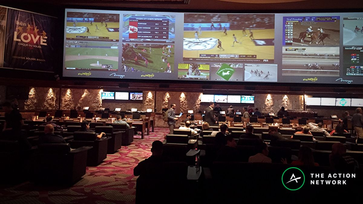 Can you bet on sports online in vegas spiff betting line
