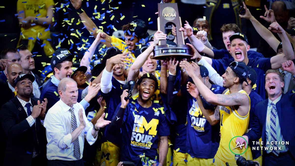 2019 March Madness Final Four Odds for Every 2019 NCAA Tournament Team article feature image
