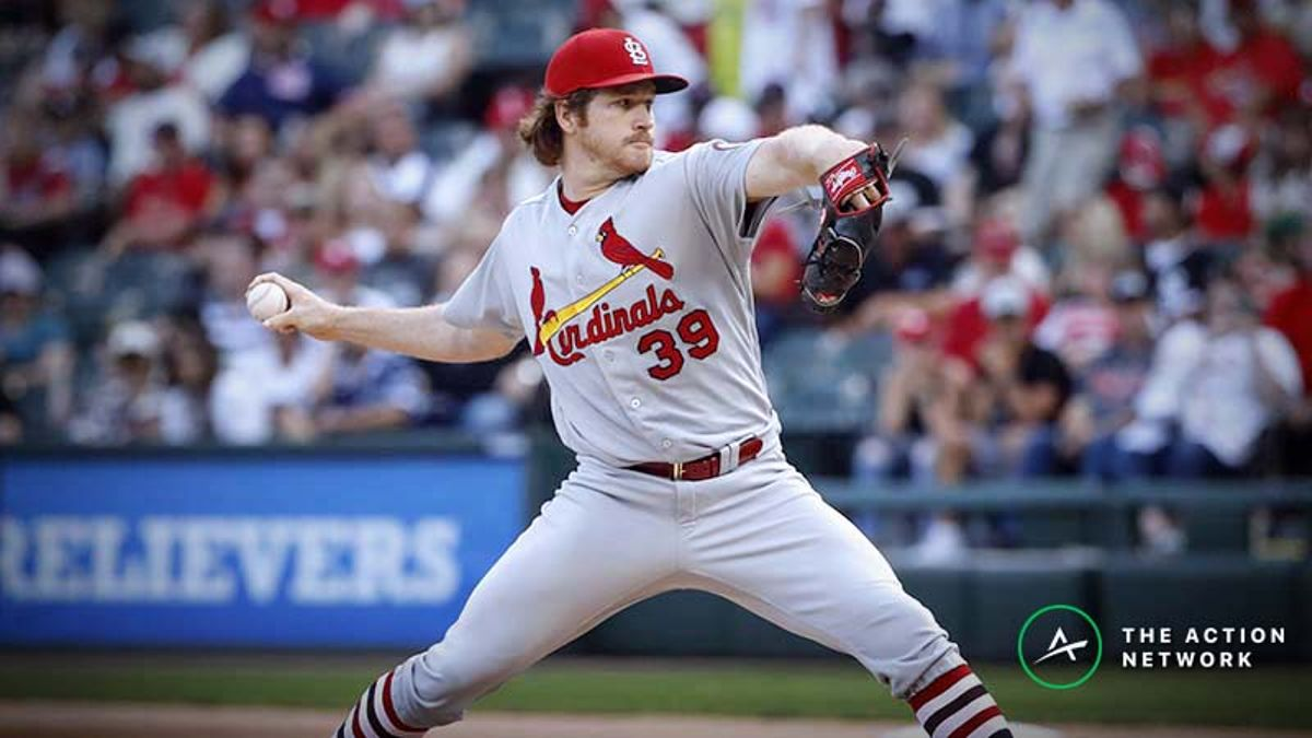 Freedman's Favorite MLB Prop (May 24): Bet Against Miles Mikolas article feature image