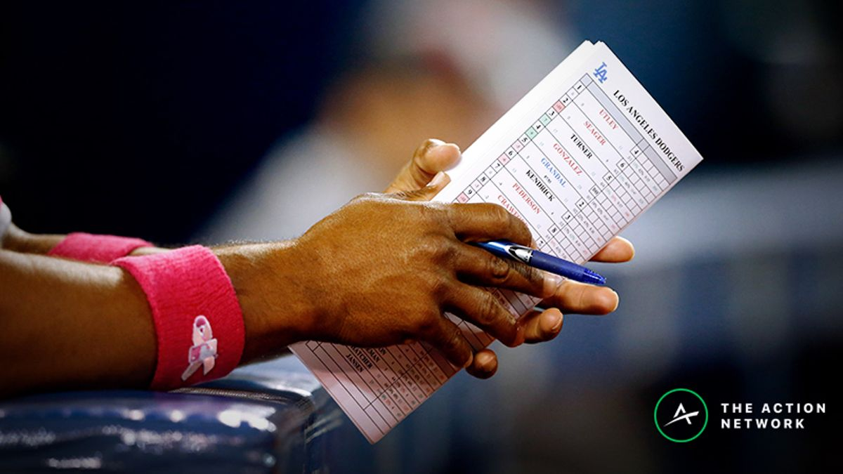 MLB Changes Lineup Submission Process to Prevent Bettors from Being 'Tipped' Info article feature image