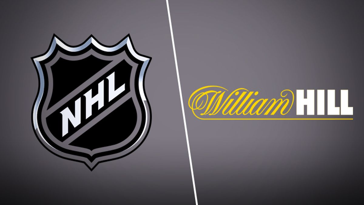 NHL, William Hill Announce Sports Betting Partnership article feature image