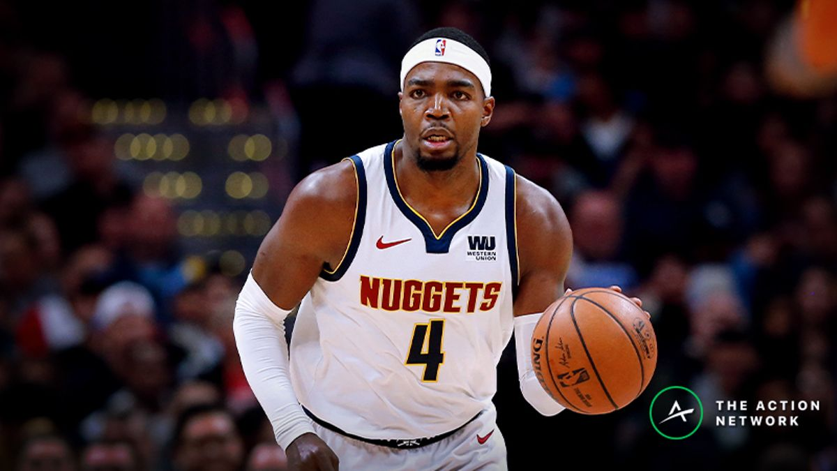 Raybon's Favorite NBA Props for Thursday: Paul Millsap Over/Under 12.5 Points? article feature image