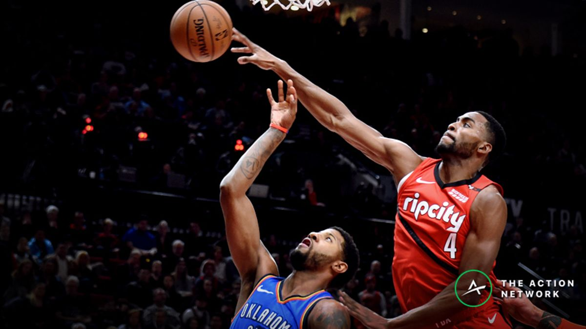 Raybon's 6 Favorite NBA Player Props for Thursday's Bucks-Pacers & Blazers-Thunder Doubleheader article feature image