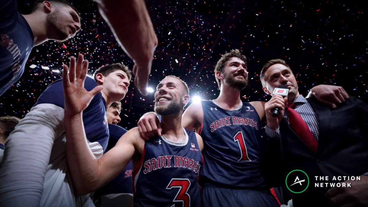NCAA Tournament Tempo Report: How Pace Will Affect First Round Betting Totals article feature image
