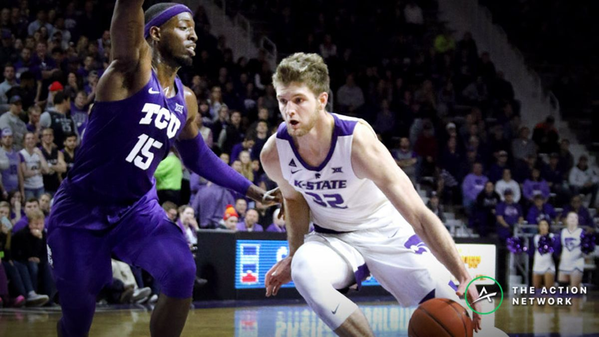 Kansas State-TCU Betting Preview: Should Bettors Expect a Low-Scoring Matchup? article feature image