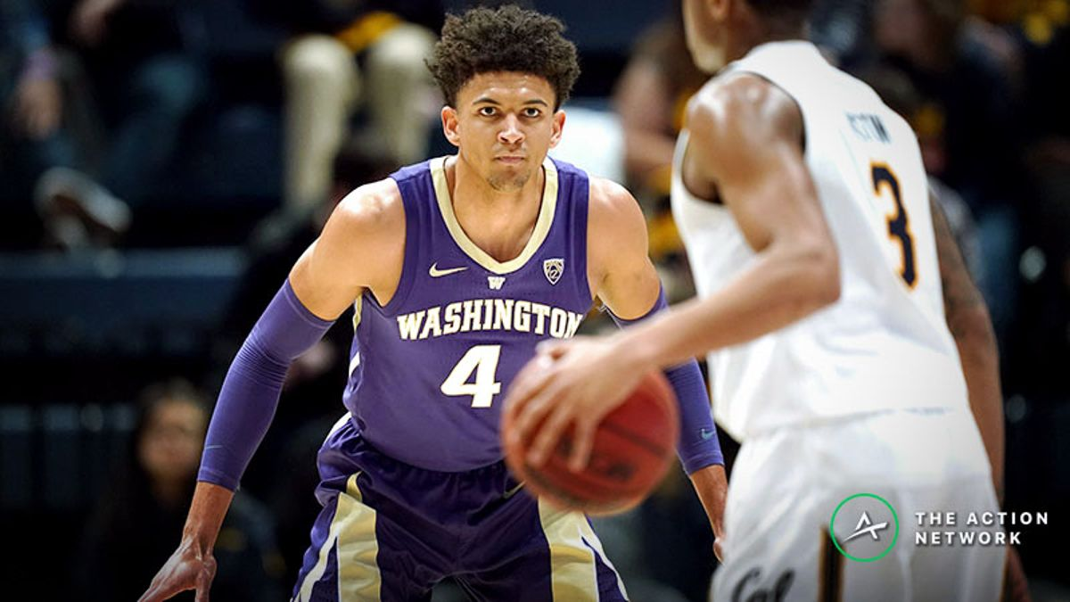 Utah State-Washington Betting Odds: Opening Spread, Analysis for 2019 NCAA Tournament article feature image