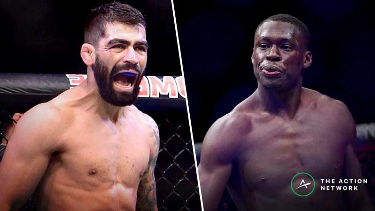 UFC Fight Night 146: Elizeu Zaleski dos Santos and Curtis Millender Meet in Wichita article feature image