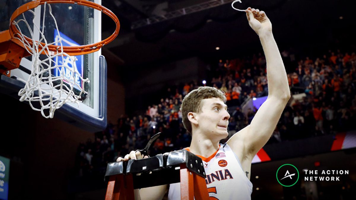 National Championship Game Betting Cheat Sheet: Odds, Picks, Analysis, Trends for Virginia vs. Texas Tech article feature image