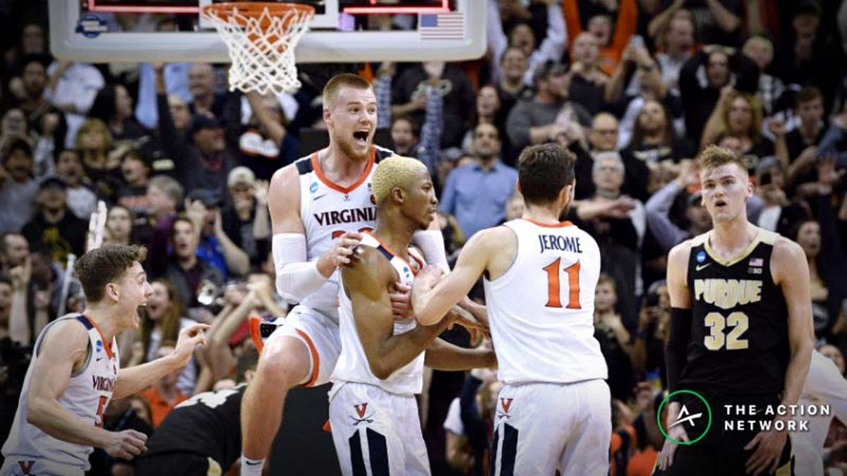 Virginia-Purdue Bad Beat: Cavaliers Pull Out Miracle Cover in Overtime article feature image