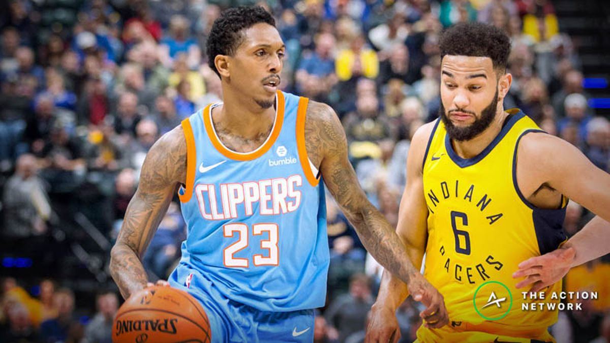 NBA Sharp Report: Pacers-Clippers Among 3 Tuesday Games Drawing Pro Action article feature image