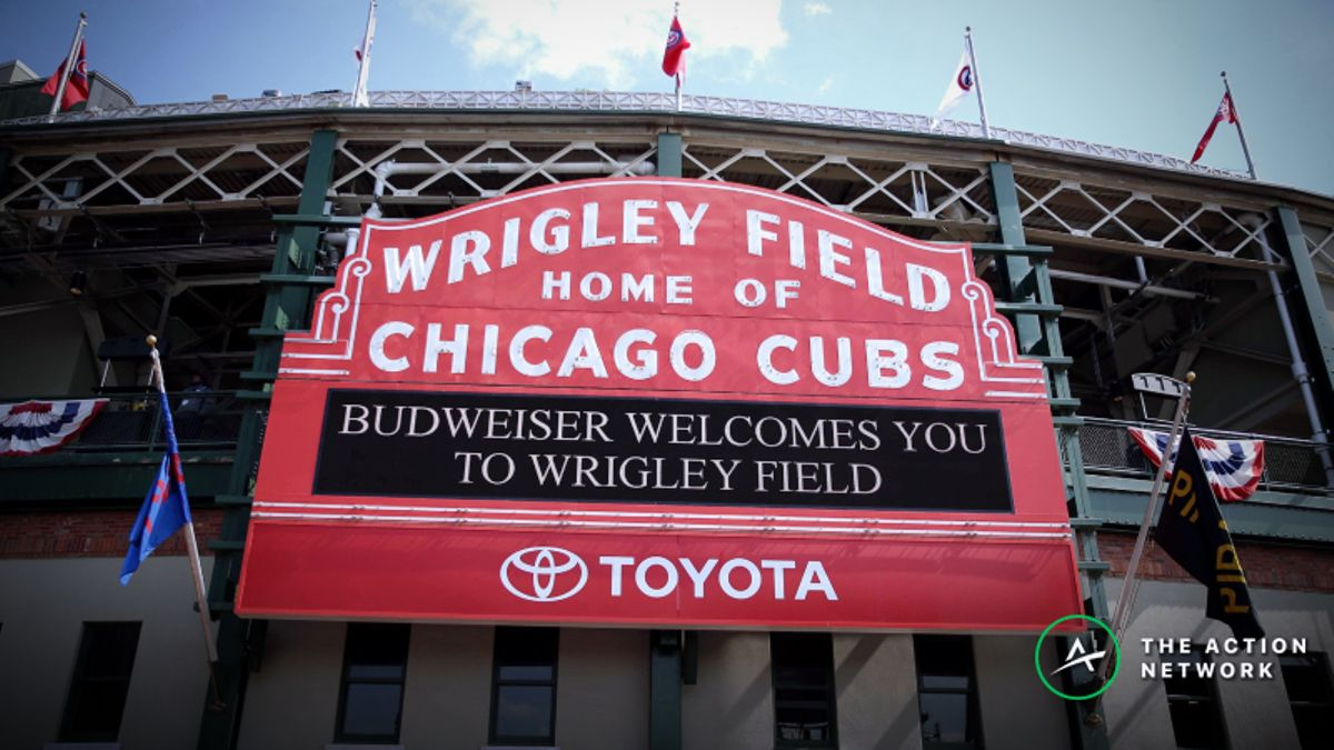 MLB Weather: Low Over/Under at Wrigley Thanks to Windy Conditions article feature image