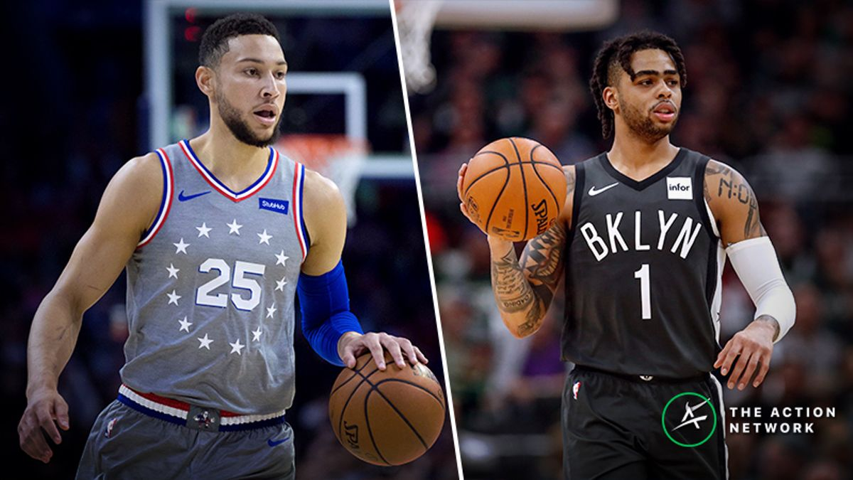 Updated 76ers vs. Nets Series Odds, Schedule article feature image