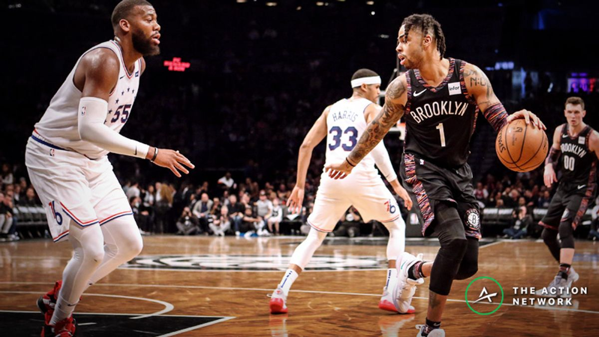 76ers vs. Nets Game 4 Betting Preview: Will Brooklyn Rebound? article feature image