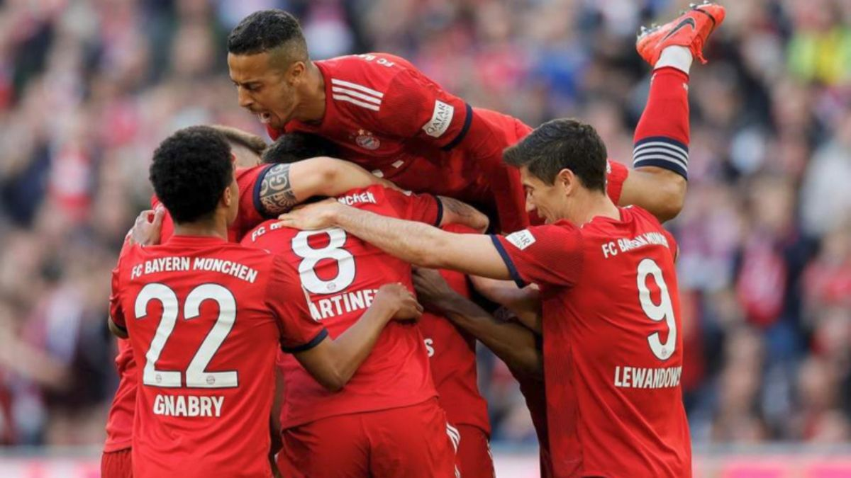 2020 Bundesliga Title Odds: Bayern Munich Open as Big Favorite article feature image