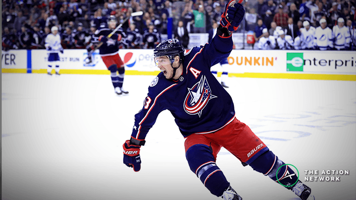 Columbus Blue Jackets Pull Off Biggest NHL Series Upset Since 2010 With Sweep of Lightning article feature image