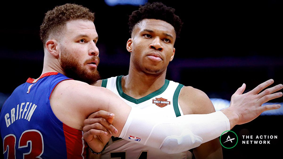 Moore: Where There's Value on Bucks' Game 4 Team Total article feature image