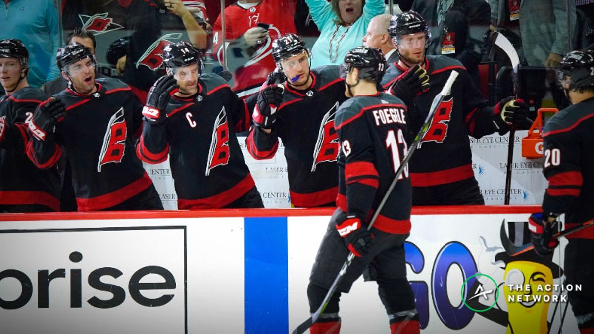 NHL Playoff Betting Tip: How to Approach Game 7 Over/Unders article feature image