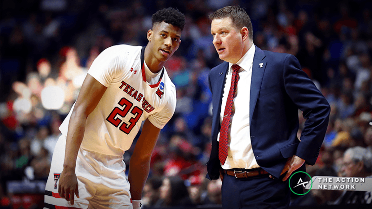 How Chris Beard and Texas Tech Have Dominated The Second-Half Spread article feature image