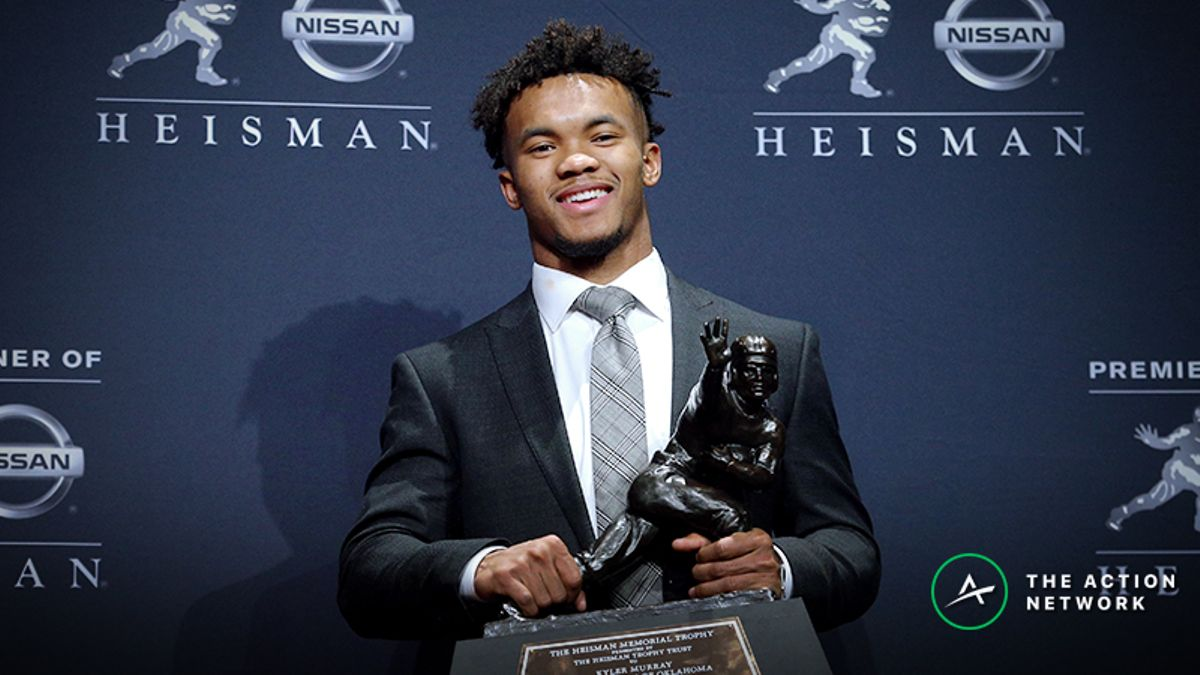 How Predictive College Football Awards Are of NFL Success, Fantasy Football Stardom article feature image