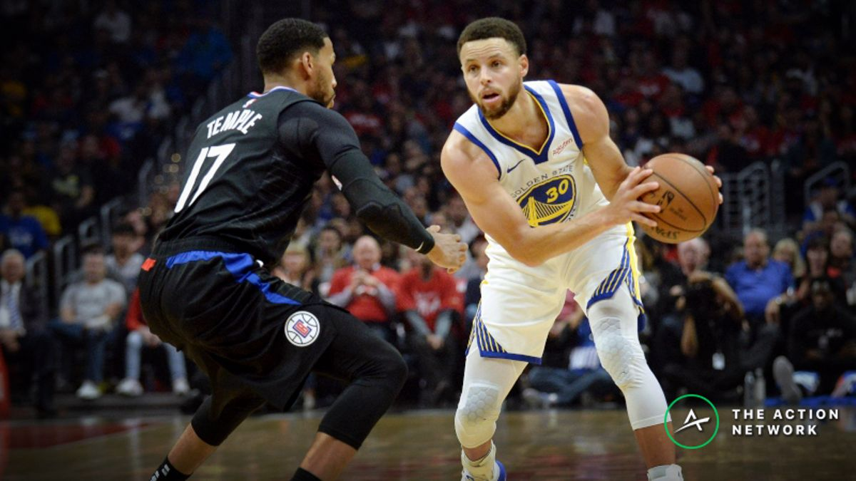 Warriors vs. Clippers Game 6 Betting Preview: Can LA Force a Game 7? article feature image