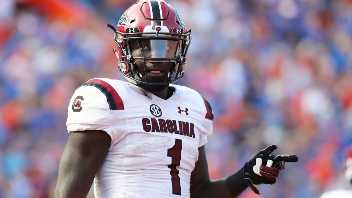 Deebo Samuel Fantasy Football Rankings, 2019 Projections, Analysis, More article feature image