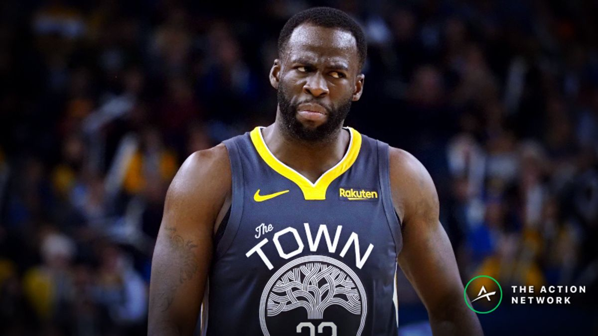 NBA Finals MVP Odds: Draymond Green Proving to Be Popular Bet article feature image