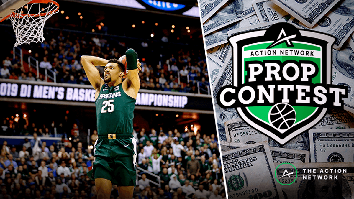Win $500 in Cash: Enter Our FREE Final Four Props Contest article feature image