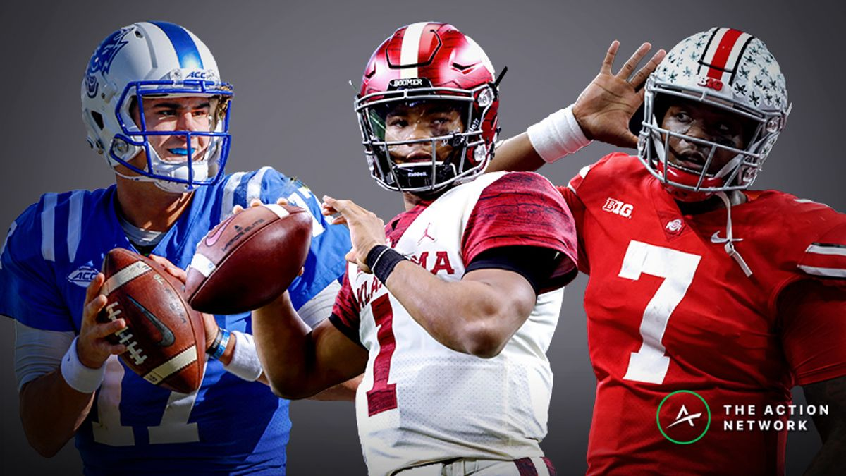 UPDATED – Freedman's Final 2019 NFL Mock Draft: Giants Trade Up for Duke's Daniel Jones article feature image