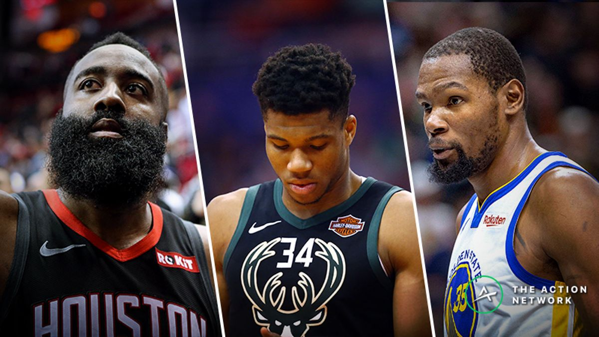 Are the Rockets the Biggest Potential Threat to the Warriors' Dynasty? article feature image
