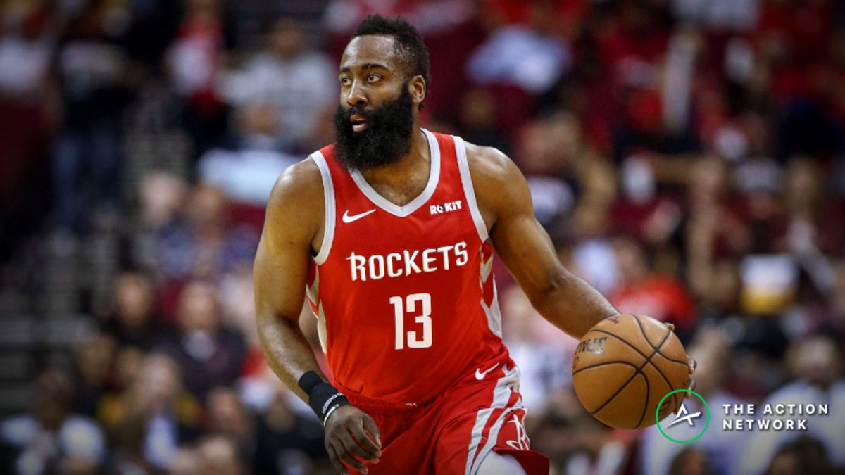 Moore: The Definitive Case for James Harden as 2019 NBA MVP article feature image