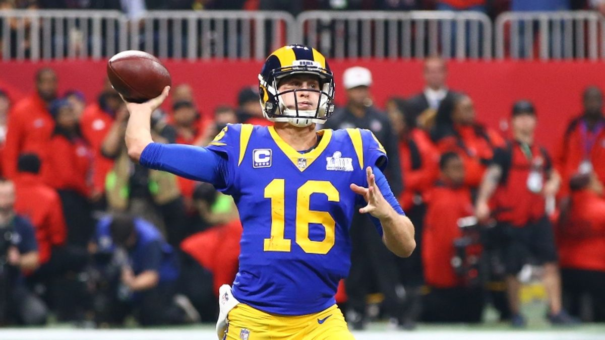 Jared Goff Fantasy Football Rankings, 2019 Projections, Analysis, More article feature image