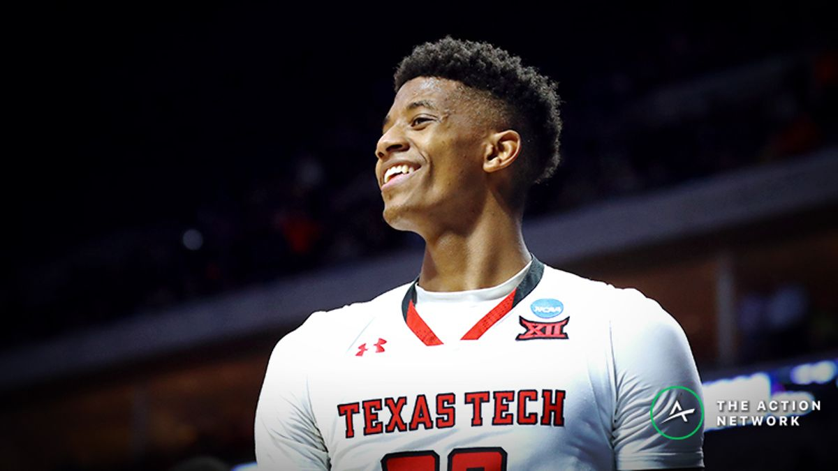 How Much Is Jarrett Culver Worth to Texas Tech's Final Four Spread? article feature image