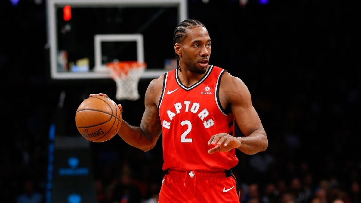 Raptors vs. Sixers Game 5 Betting Preview: Will Kawhi Keep Up His Historic Play? article feature image