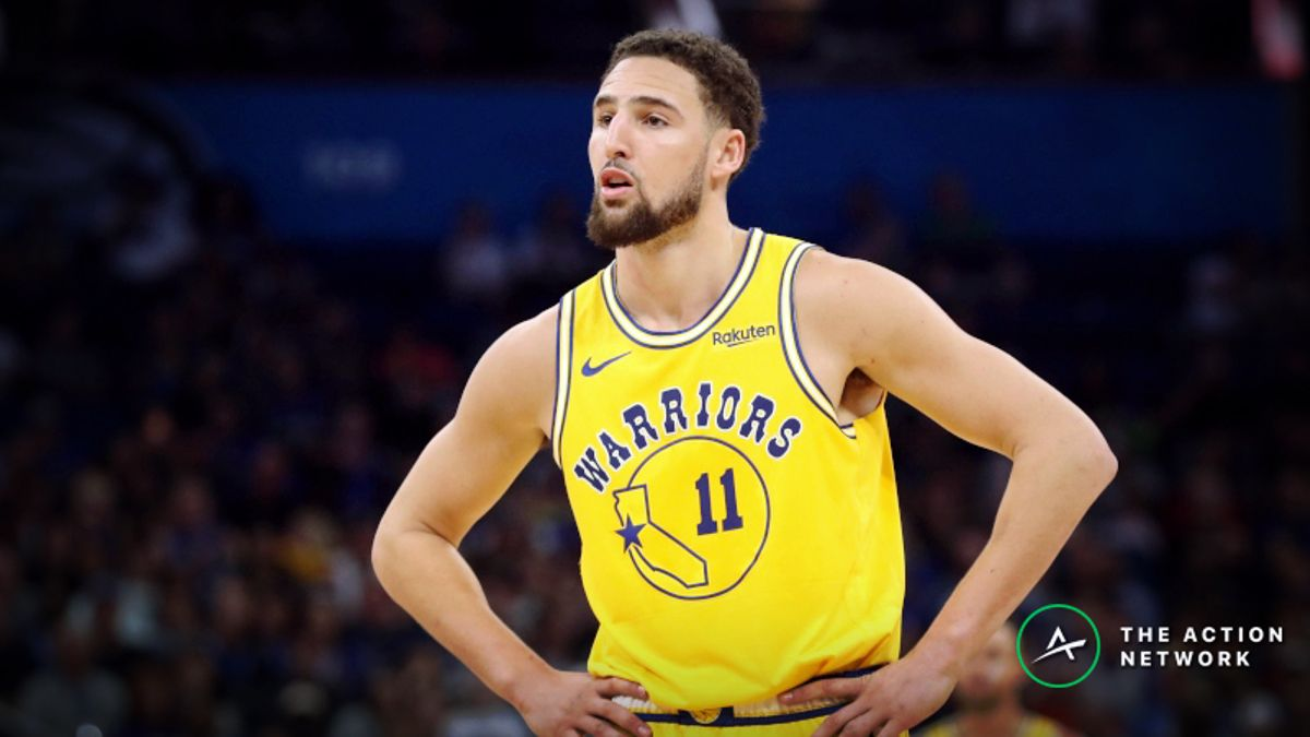 Clippers-Warriors Game 1 Betting Preview: Will Golden State Cover the Big Number? article feature image