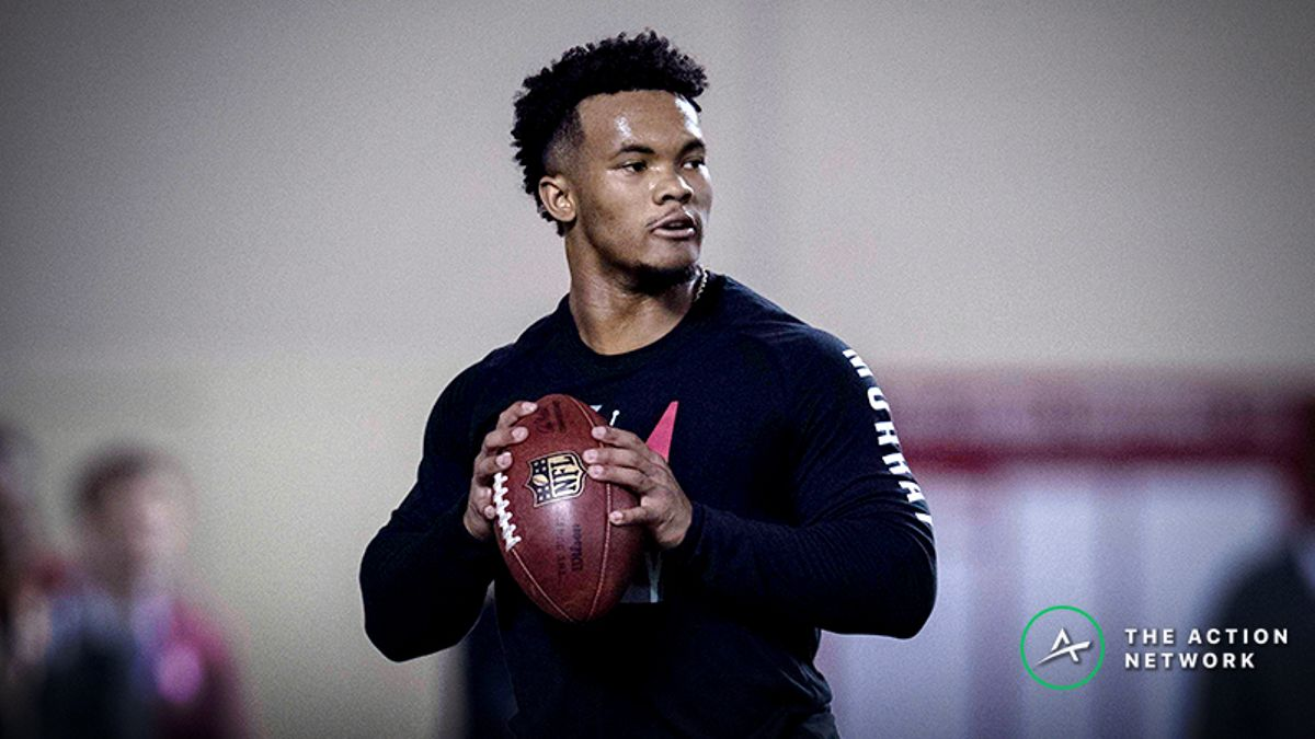 Kyler Murray Fantasy Football Analysis with Cardinals article feature image