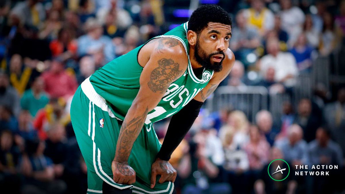 Celtics vs. Bucks Game 5 Betting Preview: Is Boston Done? article feature image
