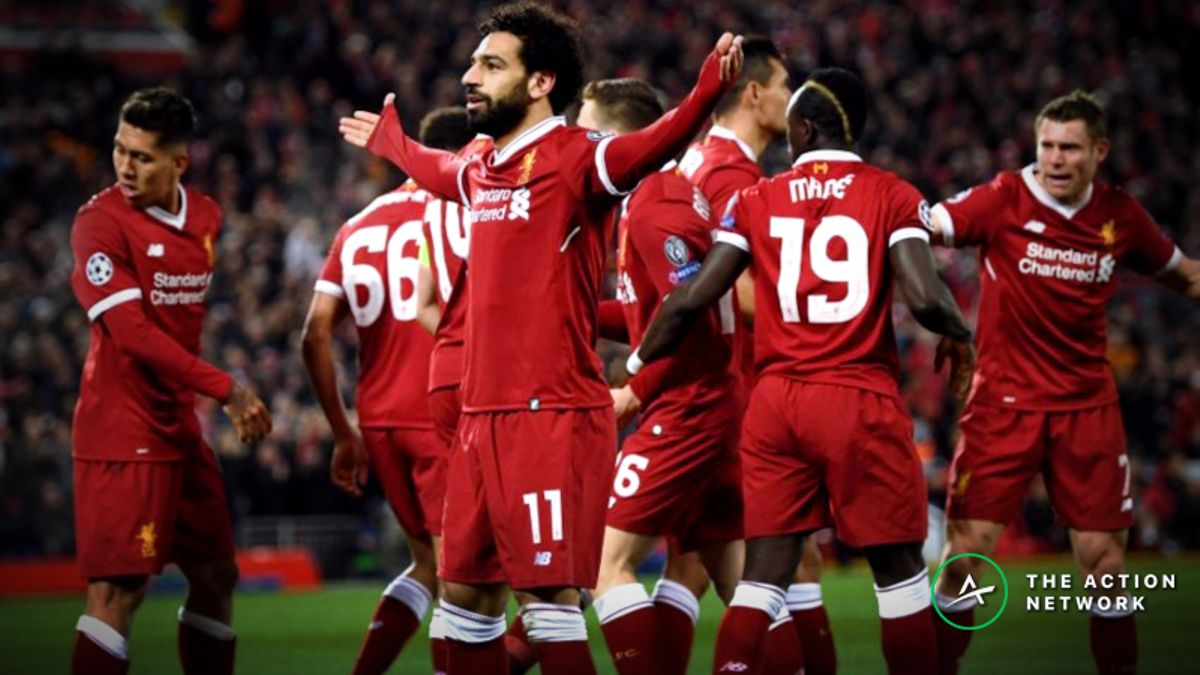 Liverpool vs. Porto Betting Preview: Lopsided Action on Reds in First Leg of Champions League Quarterfinal article feature image