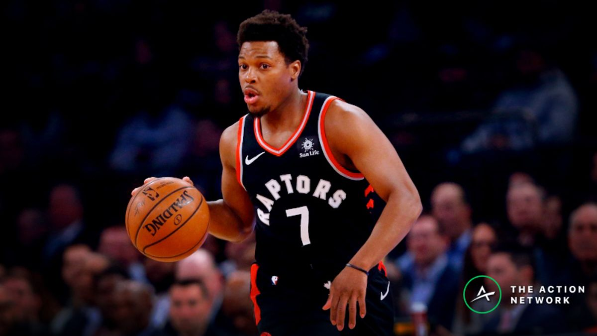 Raptors vs. Magic Game 2 Betting Preview: Bet on Toronto to Bounce Back? article feature image