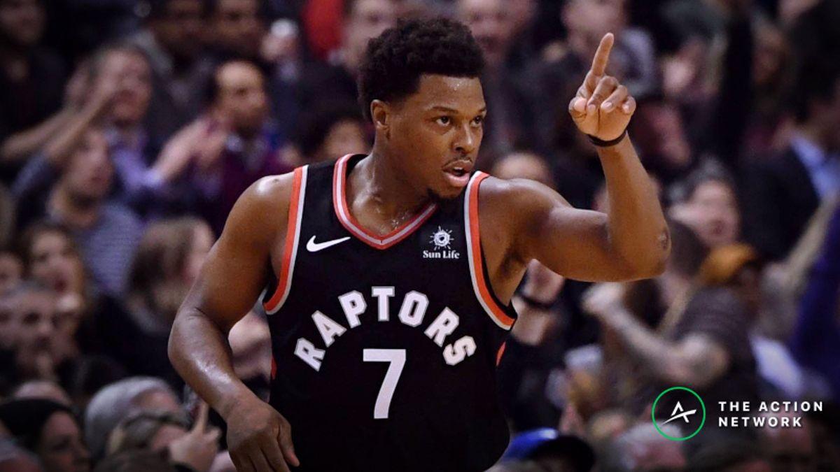 Freedman's Favorite Warriors vs. Raptors Game 3 Prop: Will Kyle Lowry Score 15 Points? article feature image