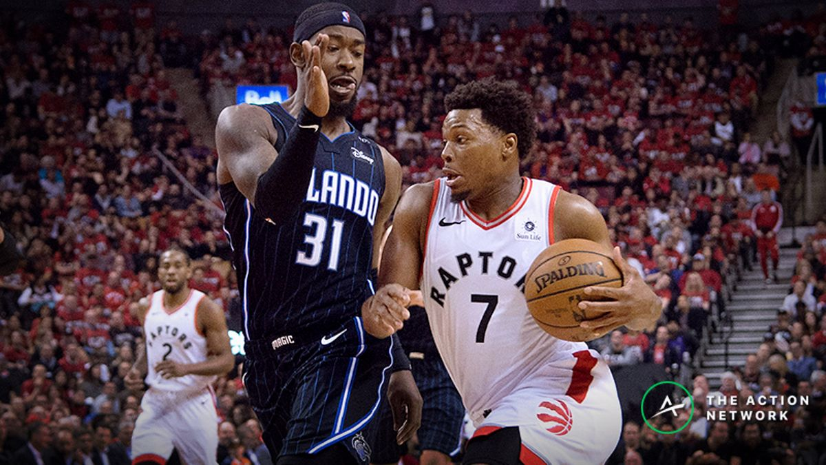 Raptors vs. Magic Game 3 Betting Preview: Will Toronto Grab Control of This Series? article feature image