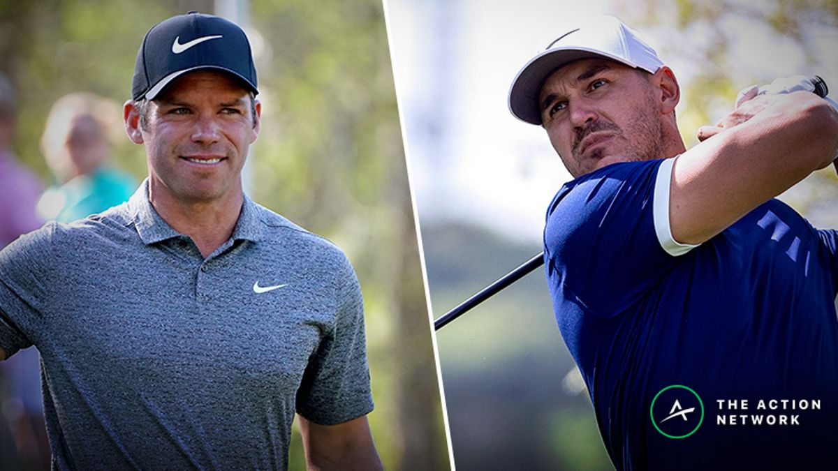 Sobel: My 20 Favorite 2019 Masters Matchup Bets article feature image