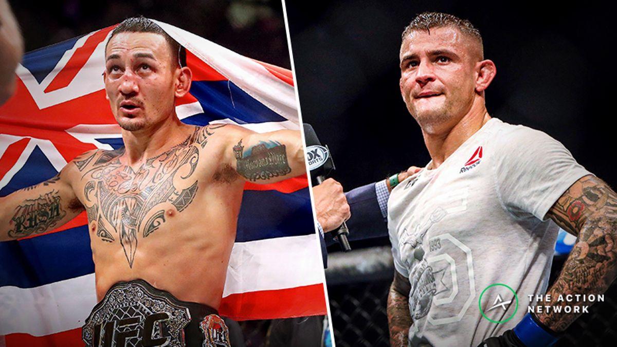 UFC 236 Betting Odds: Max Holloway vs. Dustin Poirier, Israel Adesanya vs. Kelvin Gastelum, More article feature image