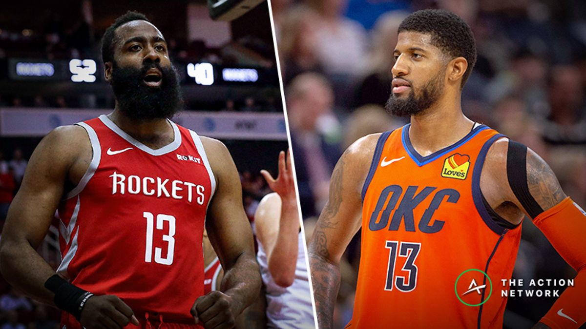 Moore's NBA Playoff Series Betting Power Rankings: Best (And Worst) First-Round Prices article feature image