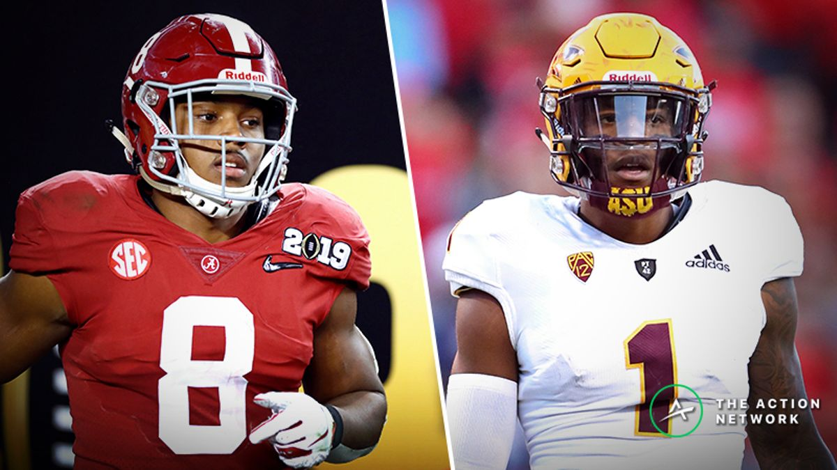 How to Leverage Rookies' Draft Positions in Fantasy Football article feature image