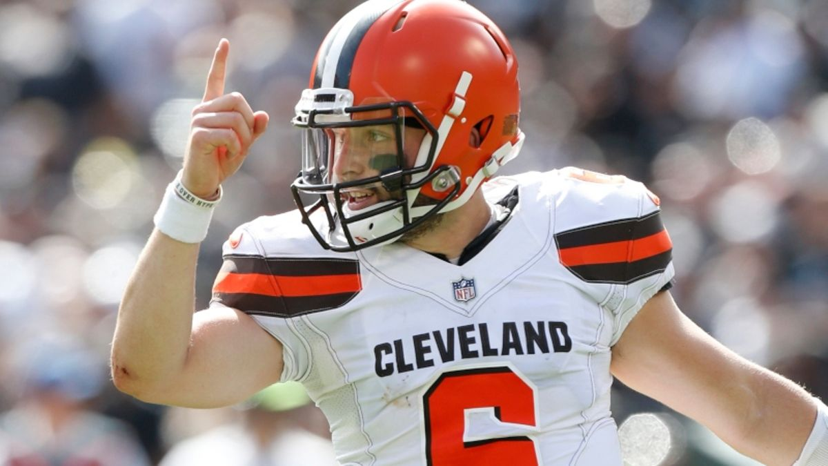 Baker Mayfield Fantasy Football Rankings, 2019 Projections, Analysis, More article feature image