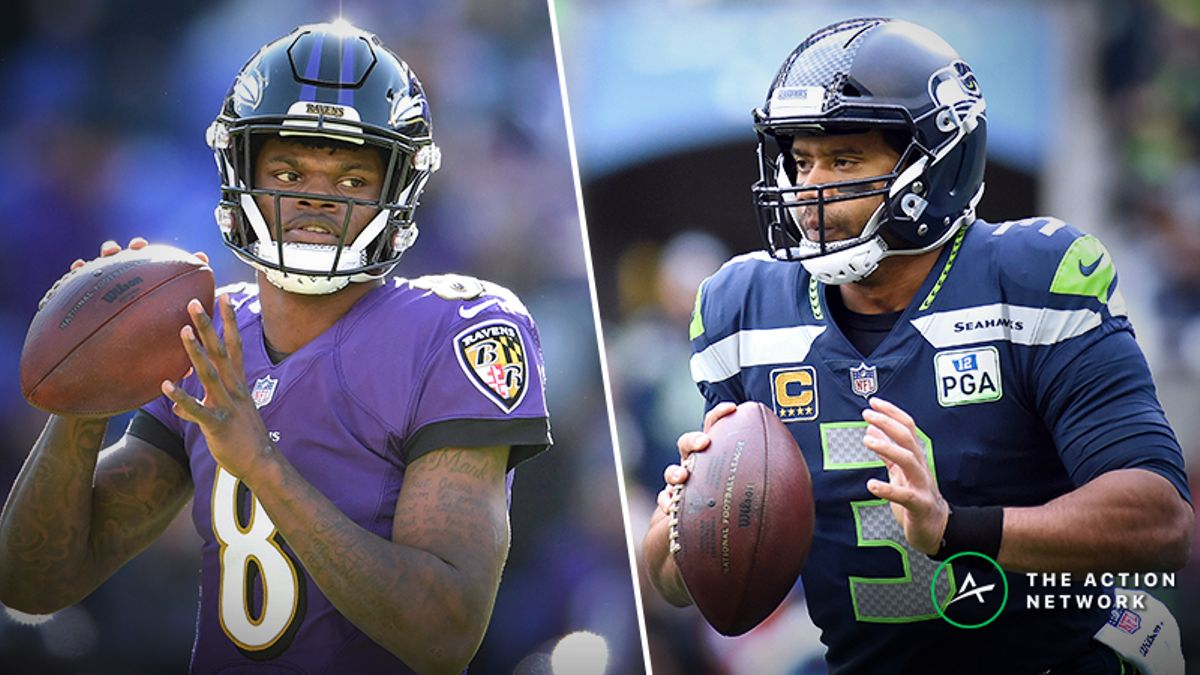 Schwartz's Favorite NFL Win Totals: Why You Should Bet the Ravens Right Now article feature image